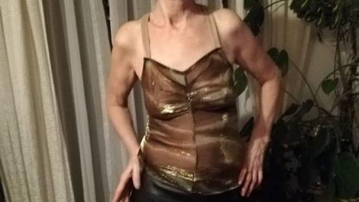 Oma will Sex mit einem jüngeren Mann