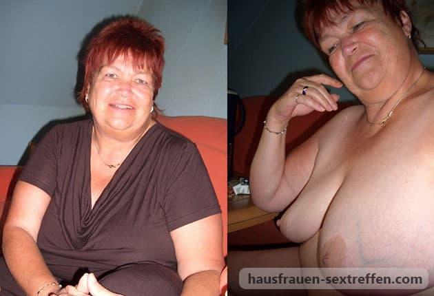 Geiles Treffen mit mollige nackte Frauen aus Sachsen