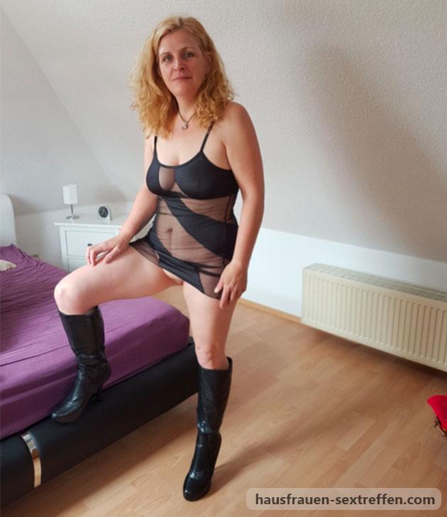 Reife Frau sucht Sex in Brandenburg