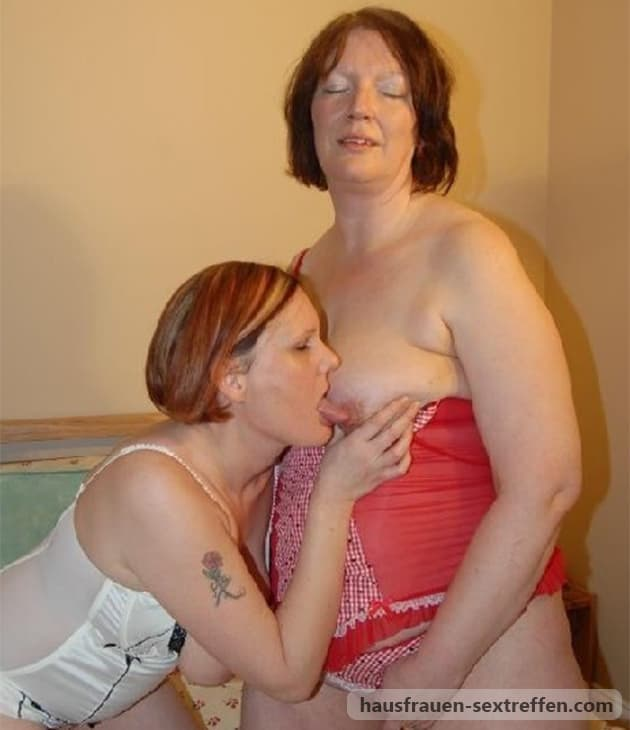 Fette Tittensau und Tochter zum Ficken abgeschleppt